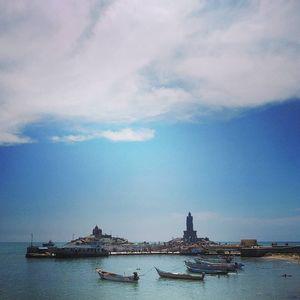 Kanyakumari to Kovalam. Plan B can be better than Plan A sometimes #southindiaitinerary