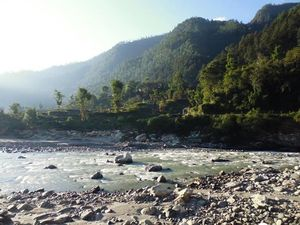 5 days in Netala, a remote Himalayan village