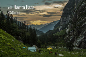Hamta Pass 1/undefined by Tripoto