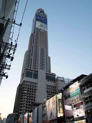 Baiyoke Tower II 1/1 by Tripoto
