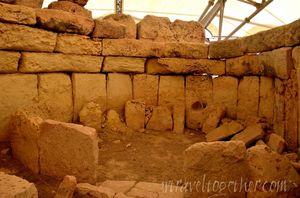 Hagar Qim Neolithic Temple 1/2 by Tripoto