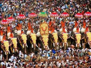 Travel During Festivals in South India