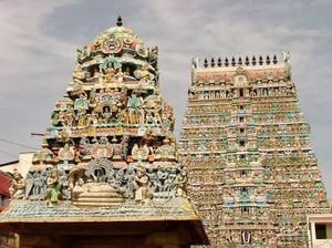 Temple Towns to visit in Tamilnadu