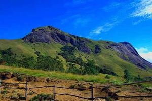 MUNNAR-A popular summer destination