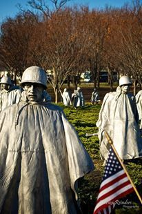 Korean War Veterans Memorial 1/5 by Tripoto