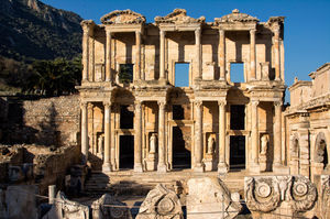 Library of Celsus 1/undefined by Tripoto
