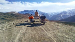 Bike Journey to the Middle Land- Spiti Valley & Chitkul