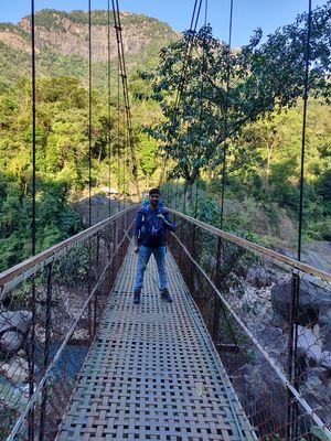 Bagpacking through Assam, Meghalaya, Arunachal, Sikkim and Kolkata for 12 days