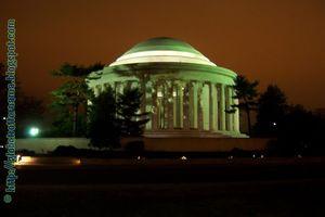 Thomas Jefferson Memorial 1/1 by Tripoto