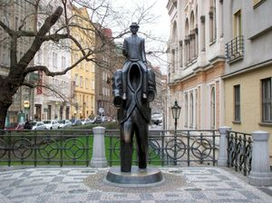 Franz Kafka Museum 1/1 by Tripoto