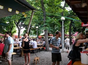 Riegrovy Sady Beer Garden 1/1 by Tripoto