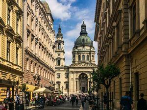 Weekend Warrior in Budapest