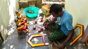 Kondapalli- The Toy Village of Andhra Pradesh