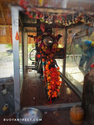 Bullet Baba Temple 1/undefined by Tripoto