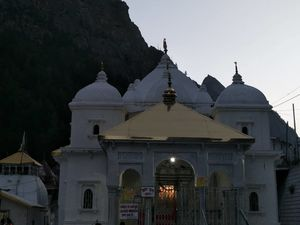 Ganga Valley Beyond Gangotri