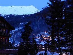 First Impressions: Bahnhofstrasse, Zermatt