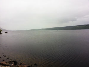 Scotland – In search of Nessie