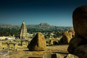 Backpacking Hampi and around