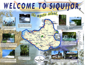 THE MYSTICAL ISLAND: SIQUIJOR