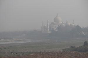 Mystical Yet Not Strange: My Walk Around In Agra