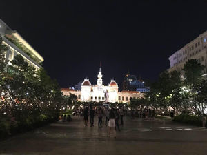 Ho Chi Minh City (Saigon)