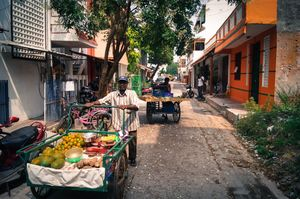 Pondicherry – First impressions