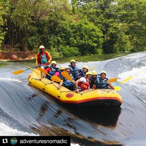 Adventure Trip To Dandeli