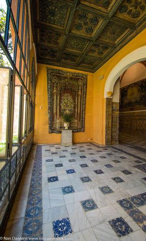 Reales Alcázares 1/1 by Tripoto