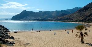 Playa de las Teresitas 1/undefined by Tripoto