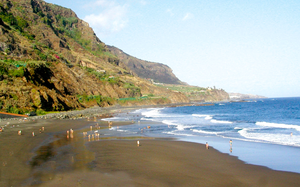 Beaches of Tenerife