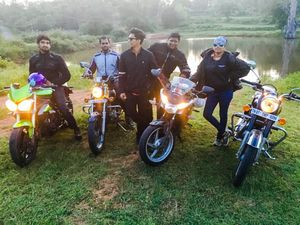 Yelagiri Bike Trip from Chennai
