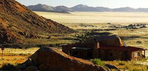Wildlife Safari: Namibia