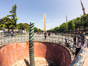 Basilica Cistern (underground cistern) 1/undefined by Tripoto
