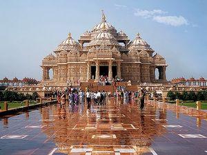 Swaminarayan Akshardham 1/undefined by Tripoto