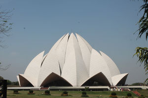 Lotus Temple Delhi 1/undefined by Tripoto