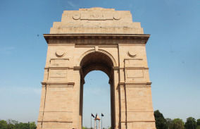India Gate 1/undefined by Tripoto