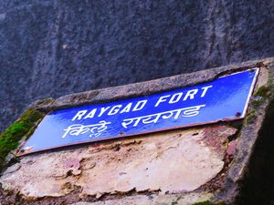 Adventurous Raigad trek!
