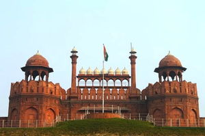 A Holiday in the Land of the Maharajas : India