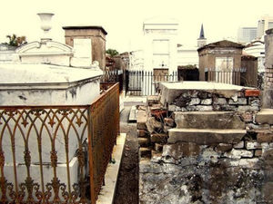 St Louis Cemetery 1/undefined by Tripoto