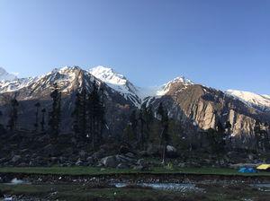 Trekking the Himalayas - Har Ki Dun