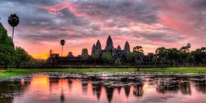 The cultural capital of Cambodia: Siem Reap - 4 days