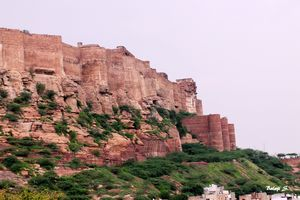 Royal Rajasthan - Jodhpur, The Blue City, In Words And Images