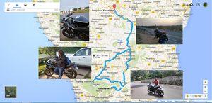 Solo Ride in TamilNadu