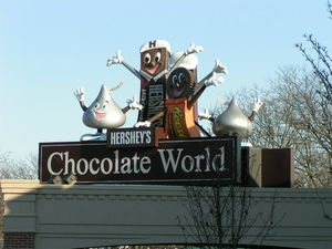 Hershey's Chocolate World Attraction 1/undefined by Tripoto