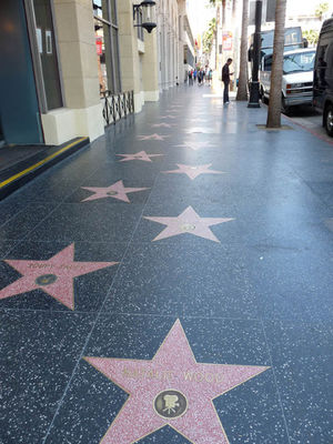 Walk of Fame 1/1 by Tripoto