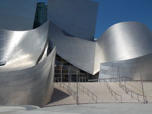 Walt Disney Concert Hall 1/1 by Tripoto