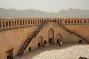 Nizwa Fort 1/3 by Tripoto