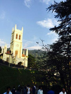 Insta Spent Weekend in Shimla ;)