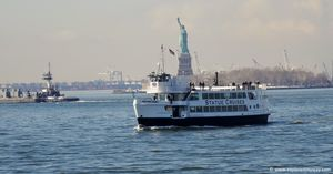Ferry Ride To The Statue Of Liberty and Ellis Island : A Detailed Guide