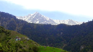 Triund- I can call it my second home